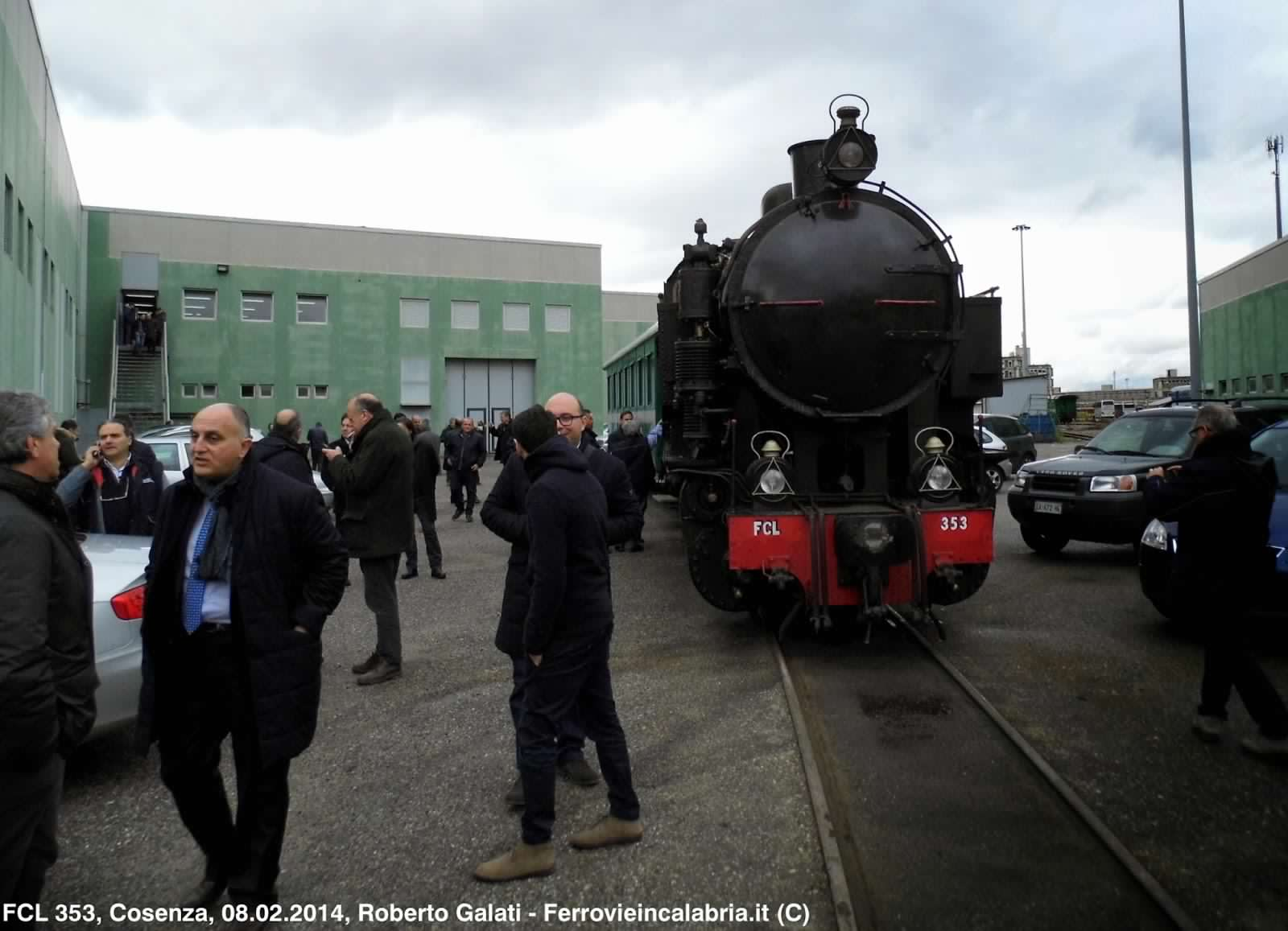 FC-loco 353vettura BCMR-Conferenza UILT-CosenzaVaglioLise-2014-02-08-RobertoGalati 1