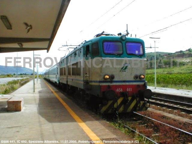 E656 441 a Spezzano Albanese