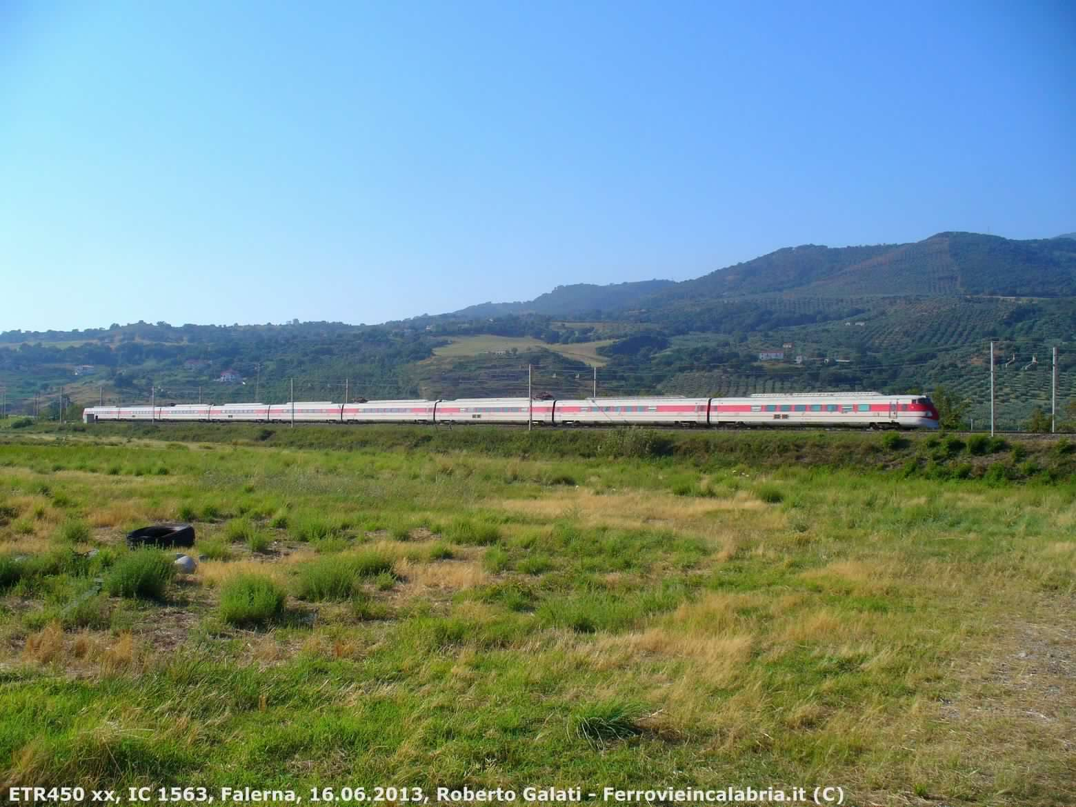 ETR450 xx-IC 1563 RomaReggio-Falerna-2013-06-16-RobertoGalati 2