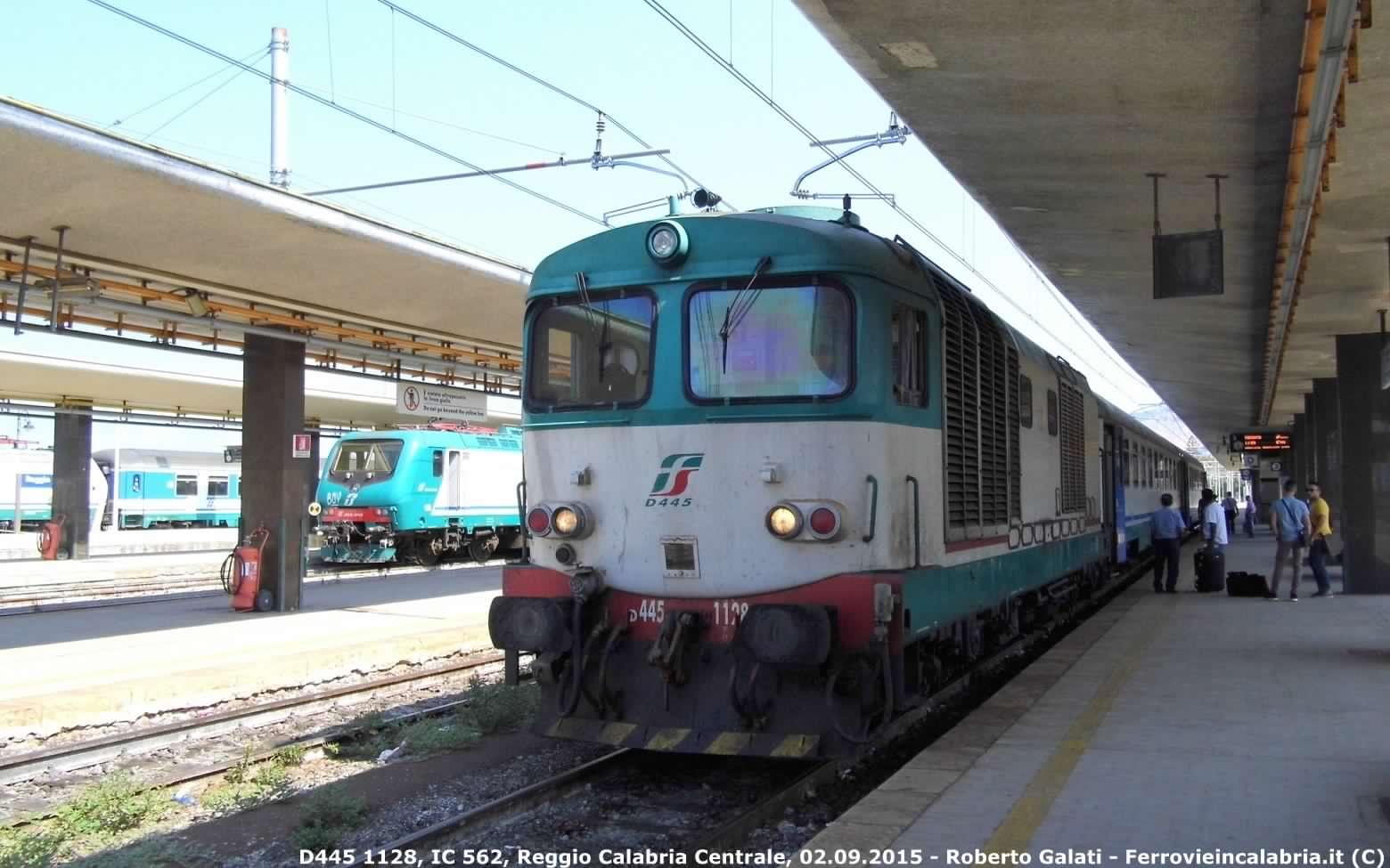 A proposito di Ferrovia Jonica... - Ferrovie in Calabria