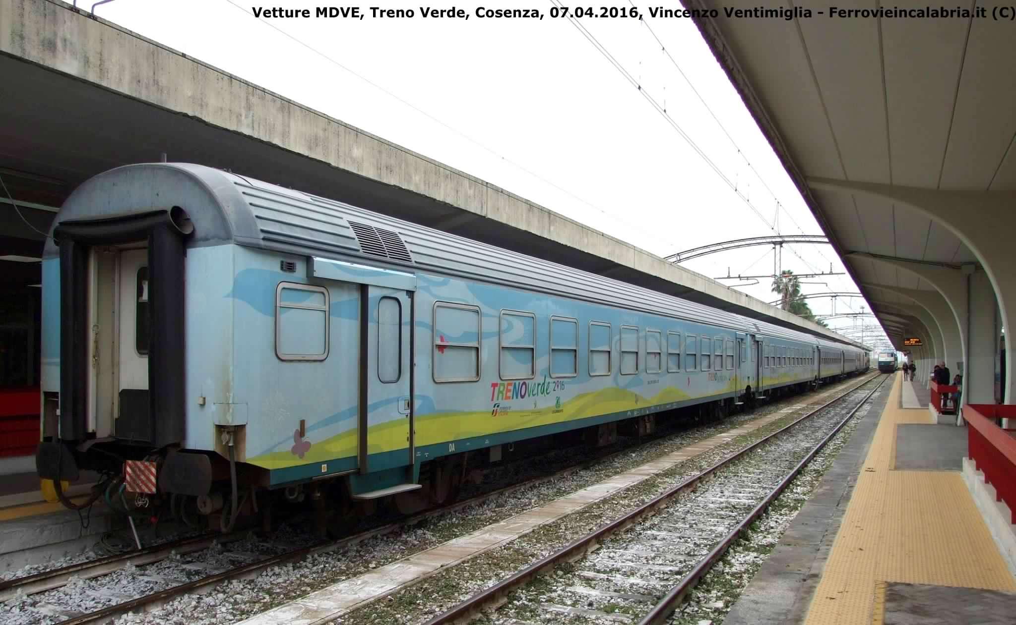 treno verde 8