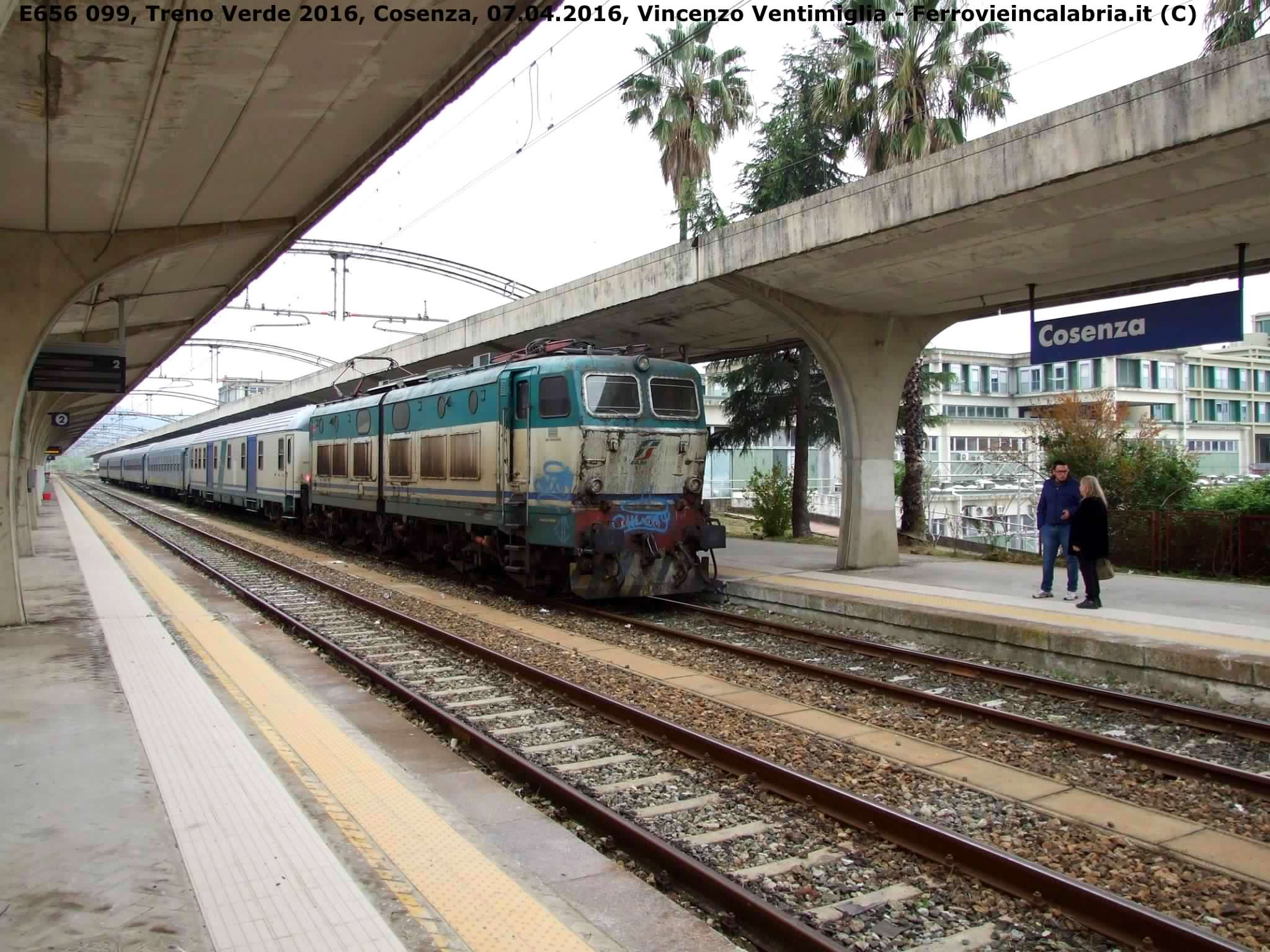 treno verde 9