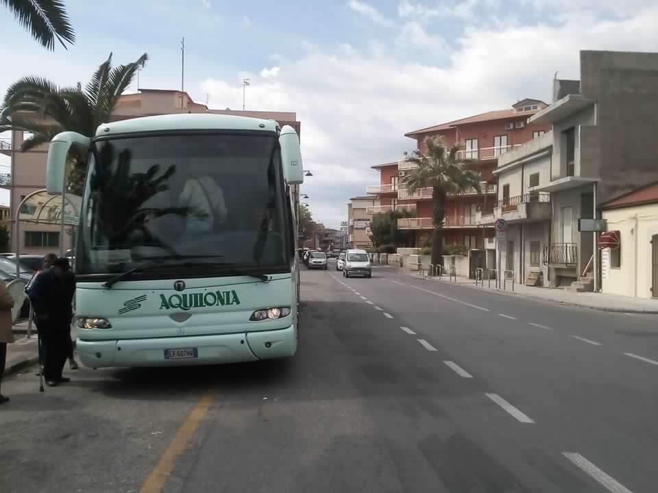 Bus sostitutivo