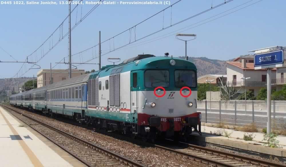 D445 1022-ICN782ReggioCalabria MilanoTorino-SalineJoniche-2011-07-15-RobertoGalati