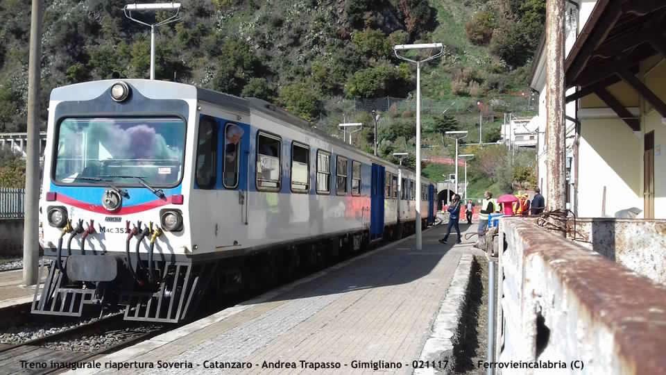 M4c352353 treno inaugurale Soveria Catanzaro AndreaTrapasso021117