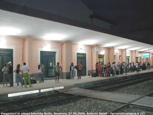 Stazione in notturna 2